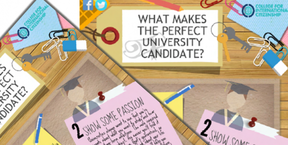What makes the Perfect University Candidate?